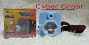 senter kepala Laser MS-2022 headlamp high power led