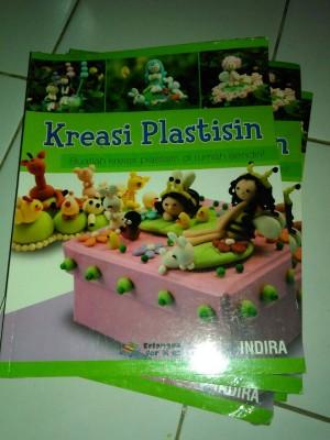 harga buku kreasi clay plastisin Tokopedia.com