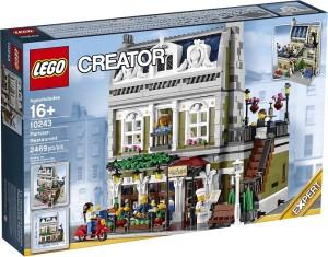 LEGO 10243 CREATOR - PARISIAN RESTAURANT