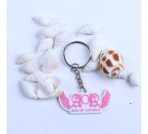 Gantungan Kunci Keychain K-pop AOA