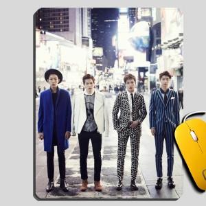 Mousepad K-pop C.N.Blue