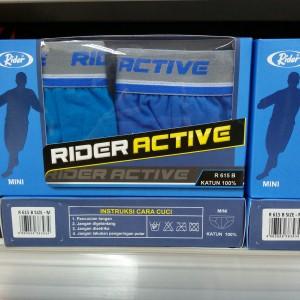Celana Dalam Pria RIDER ACTIVE Mini - Pakaian Dalam Pria - Underwear