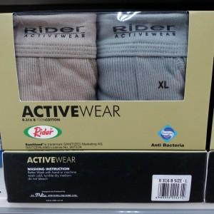 Celana Dalam Pria RIDER ACTIVE Wear - Pakaian Dalam Pria - Underwear