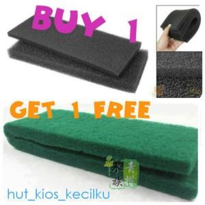 BUY 1 GET 1 FREE: Black Mat 2cm FREE Green Mat