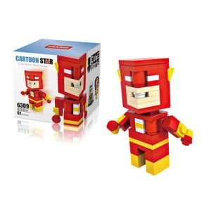 Lego Hsanhe Cube The Flash