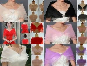 Bolero Bross Buat Gaun / Dress