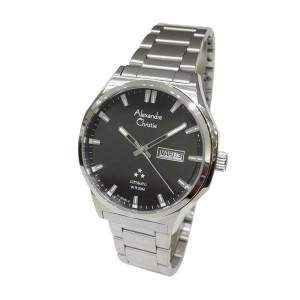 Alexandre Christie Automatic 3024MEBSSLG Silver Grey