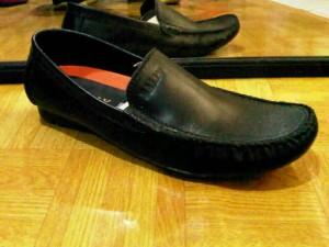 Sepatu Bally Pantofel Slip On Pesta Santai Pria