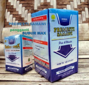 PREMESTI SAMAWI Herbal Penyubur Pengganti Subur Max