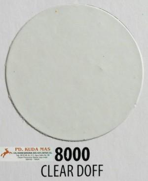 Cat Semprot Trico Paint 8000 Clear Doff 300 cc