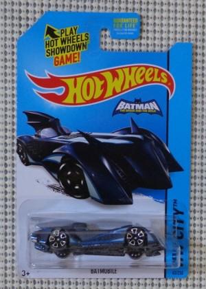 Batman ( Hot Wheels ) Batmobile