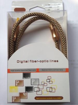 Kabel optik toslink premium quality gold plate 1.5m