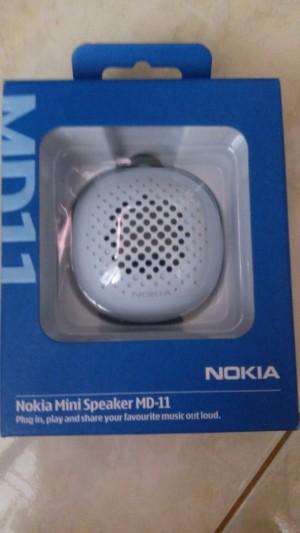 Nokia mini speakervmd-11 nokia asli
