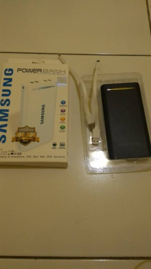 powerbank samsung 100000 mah