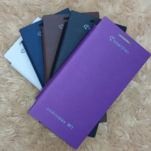 Flip Cover Andromax W1