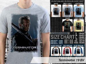 Kaos Terminator Genisys 19