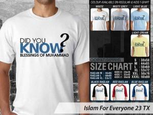 Kaos Islam for Everyone 23