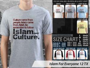 Kaos Islam Over Culture