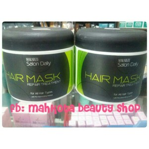 MAKARIZO HAIR MASK SALON DAILY