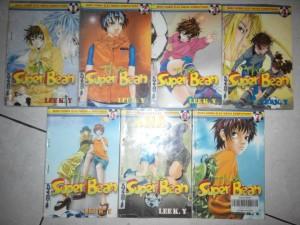 Komik The Super Bean 1-7 Tamat (Lee K. Y.)