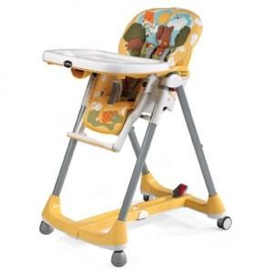 Peg Perego Prima Pappa Diner Highchair Design 2015 Hippo Arancio