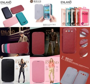 Kalaideng Enland Leather Flip Cover Case Samsung Galaxy Grand/Duos/Neo