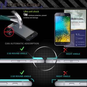 Anti Gores Kaca Norton Tempered Glass Screen Samsung Galaxy E5 e500