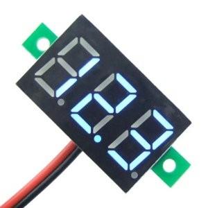 mini digital volt meter