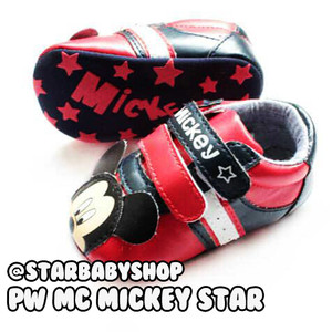 PW Mickey Star