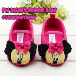 PW Disney Minnie Bow