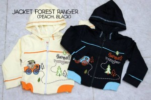 Jacket Forest Ranger