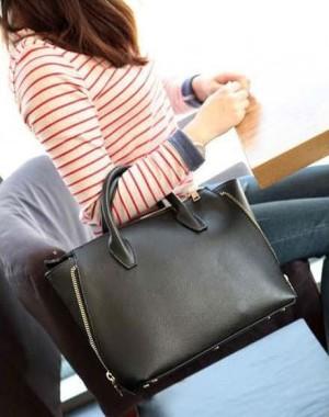 B8312 Tas Import, Fashion, Clutch, HandBag