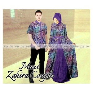 COUPLE ZAHIRA PURPLE NEW