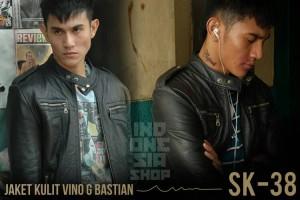 jaket kulit artis/jaket kulit bikers/jaket kulit motor/jaket laki-laki