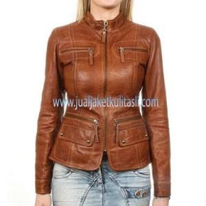 jaket kulit motor wanita/jaket kulit cewe/jaket kulit cewe/jaket cewe