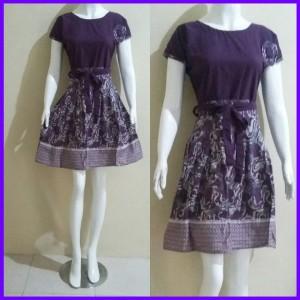 dress batik 23