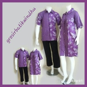 sarimbit dress 16 . couple batik