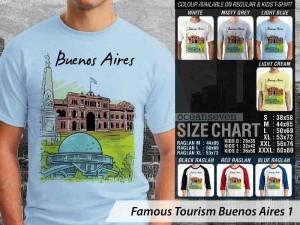 KAOS DISTRO OCEANSEVEN - BUENOS AIRES FAMOUS TOURISM