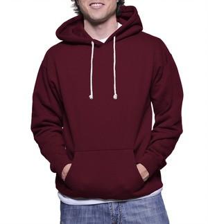 Jaket Hoodie Jumper Merah Maroon Polos / Jeket Polos / Sweater Polos