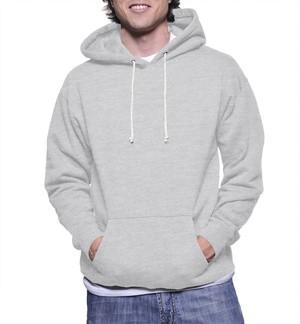 Jaket Hoodie Jumper Abu Misty Polos / Jeket Polos / Sweater Polos pria