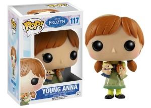 Funko Pop! Young Anna (Disney Frozen)