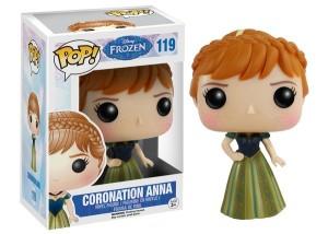 Funko Pop! Coronation Anna (Disney Frozen)