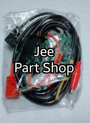 Kabel Power Supply + USB IPHONE