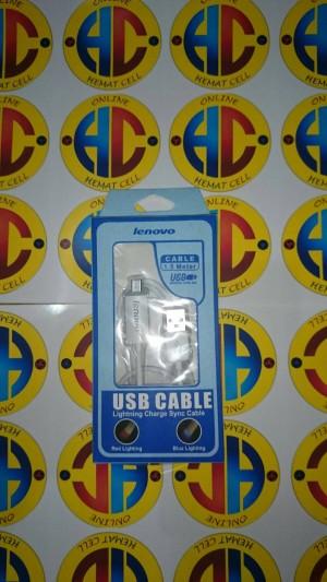 kabel data lenovo usb LED