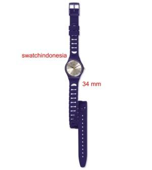 Jam Tangan SWATCH ORIGINAL 100% GV127 PURPBELL murah blue trendy