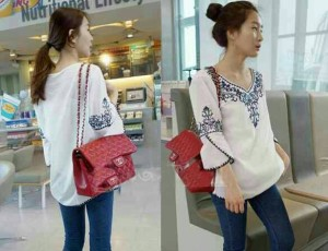 Blouse regina @48.000 spdk fit L