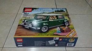 LEGO 10242 MINI COOPER RARE