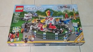 LEGO 10244 FAIRGROUND MIXER RARE