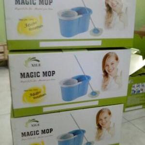 """alat pel magic mop 360"""" rotation"""