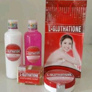 PAKET L-GLUTHATIONE BODY WHITENING ORIGINAL